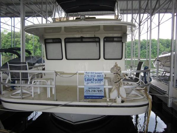Kentucky Yachts & Houseboats For Sale | Lake Escape Yacht Sales